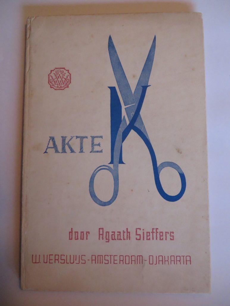 boekje Akte K