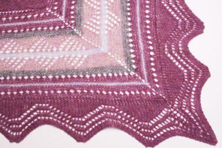 Grace hap-shawl