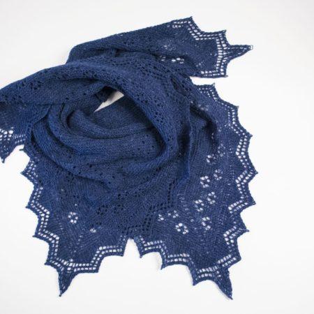 Pakket Edwina hap shawl
