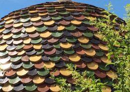 Italië - dakpannen, Wol&Co, kleurinspiratie