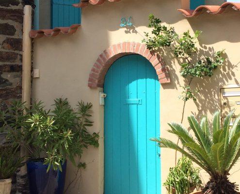 Collioure, France, Wol&Co, kleurinspiratie
