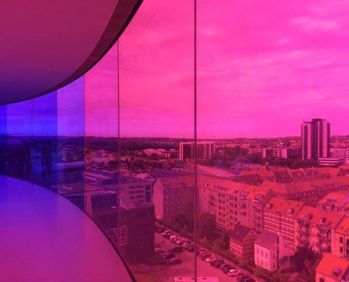 ARoS Aarhus Kunstmuseum, Denemarken, Wol&Co, kleurinspiratie