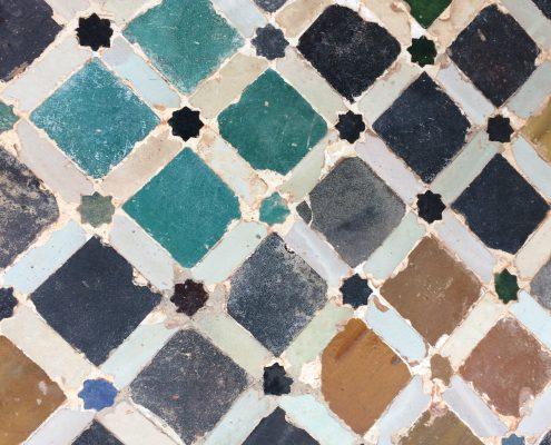 Mozaïek - Alhambra, Wol&Co