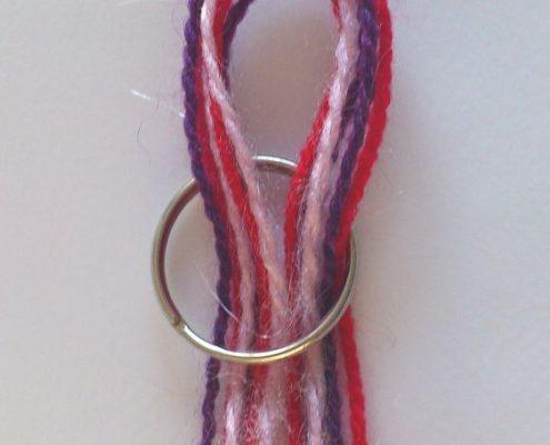 Wol & Co junior knutselen sleutelhanger 1