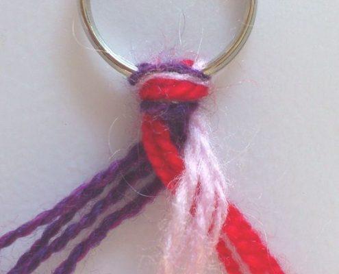 Wol & Co junior knutselen sleutelhanger 5