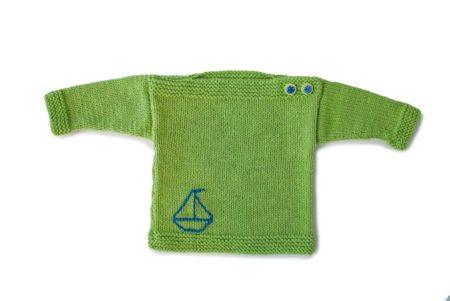 babysweater / babytruitje