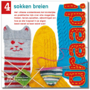 Draad! 4 sokken breien