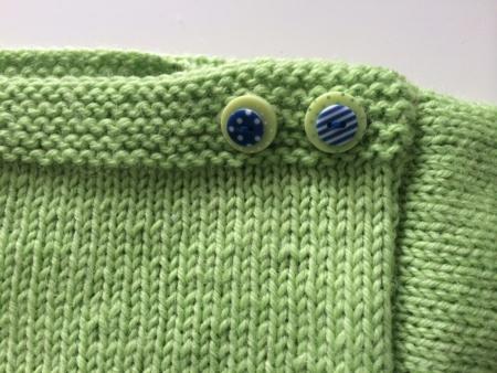 Wol & Co babysweater / babytrui 2