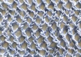 Wol & Co Open zigzag afbeelding