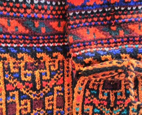 Wol & Co TRC tentoonstelling sokken