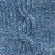 Wol & Co slinger kabel met verdraaide steken