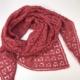 Wol & Co midsummer shawl