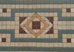 Wol & Co mozaiekvloer