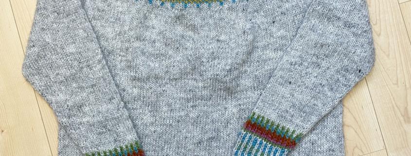 linnea yoke sweater