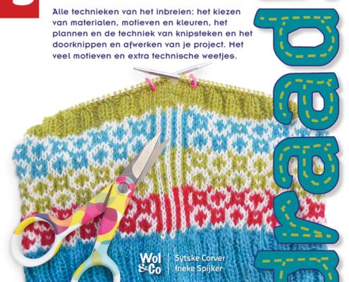 Wol & Co Cover draad! 5 Fair Isle breien