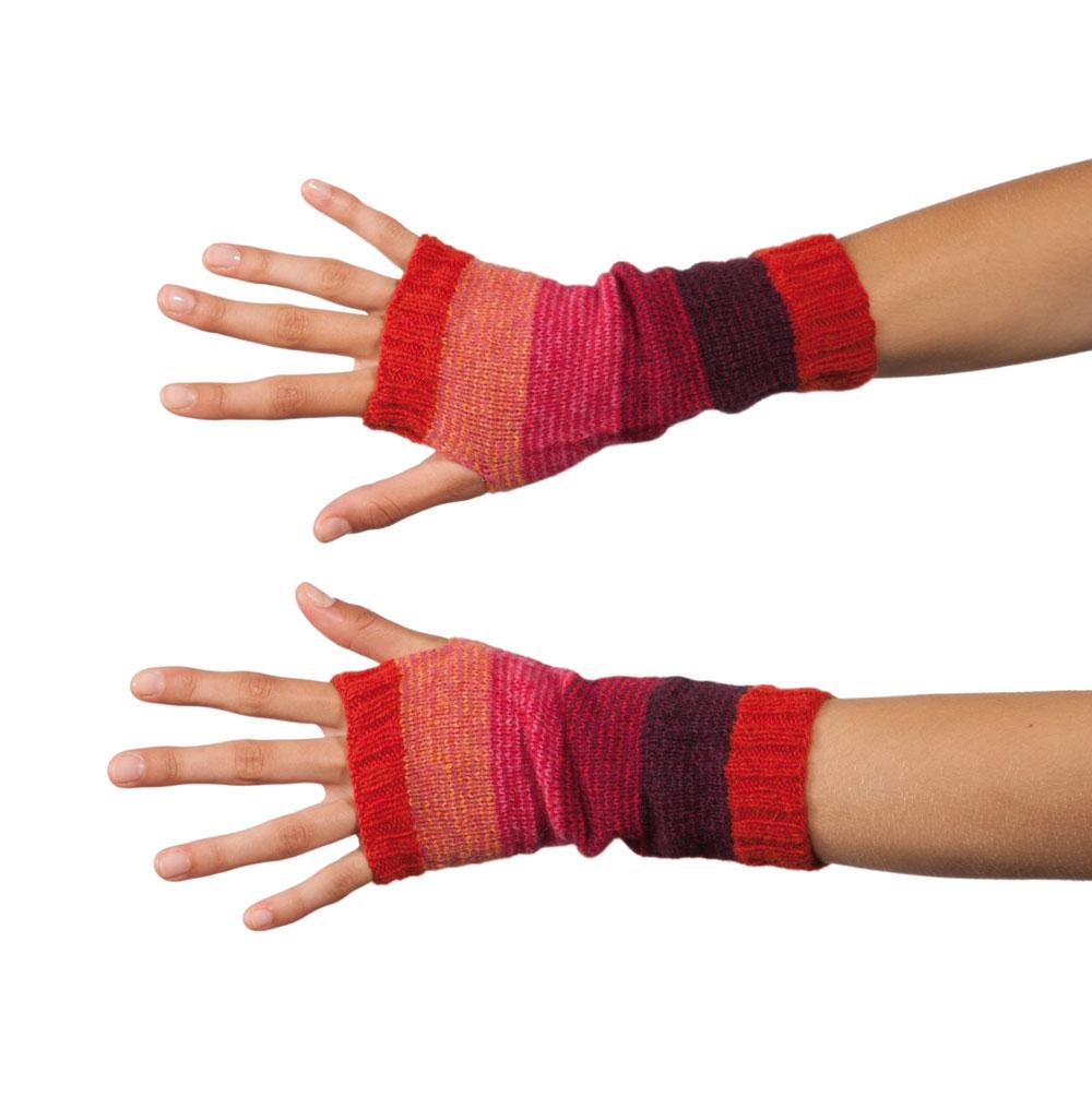 Wol & Co Helix vingerloze handschoenen