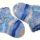 patroon baby sokken been eerst