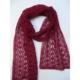 Mari shawl in Shetland kant
