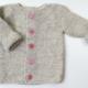 Wol & Co workshop patroon babyvestje